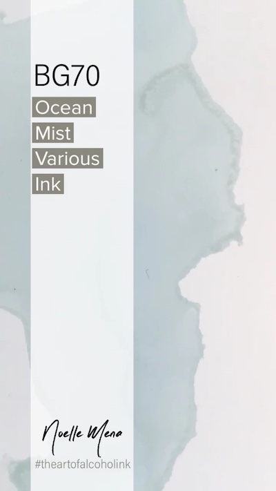 BG70 Ocean Mist