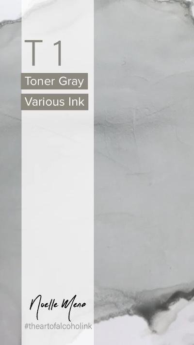 T1 Toner Gray