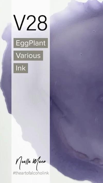V28 Eggplant